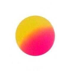 Hopík / skákačák (30mm) - žluto-růžový