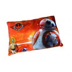 Polštář Star wars (36x 21cm) - oranžový