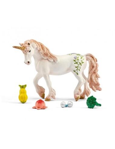 Schleich - doplňky / jídlo pro koně