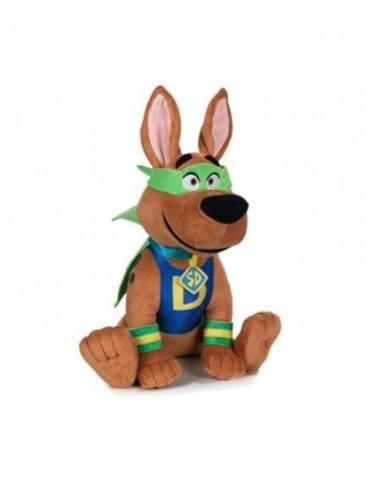 Plyšová hračka Scooby Doo - Superhero Scrappy Doo (30cm)