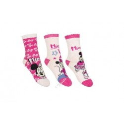 Ponožky Minnie Mouse (3pack)