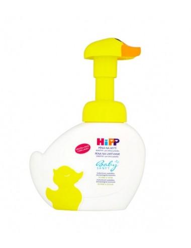 Mycí pěna Hipp - sensitive (250ml)