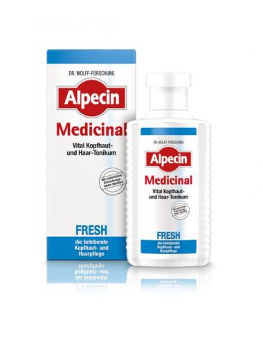 Alpecin Medicinal Fresh - tonikum na mastné vlasy