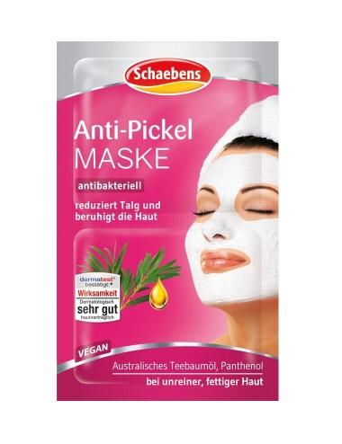 Maska na obličej - antibakteriální proti černým tečkám