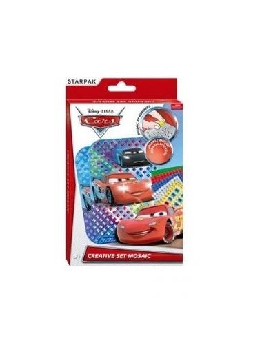 Samolepková mozaika - Auta