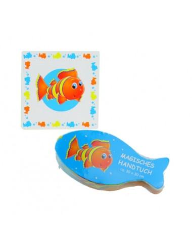 Magický ručníček - rybička