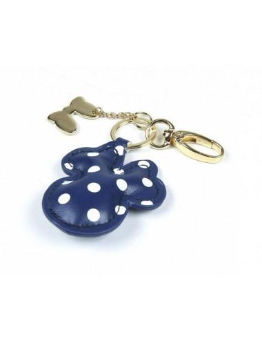 Klíčenka Minnie Mouse - modrá