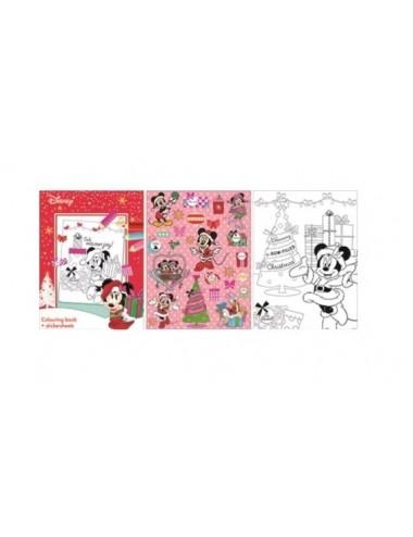 Sada vánočních listů - Minnie Mouse