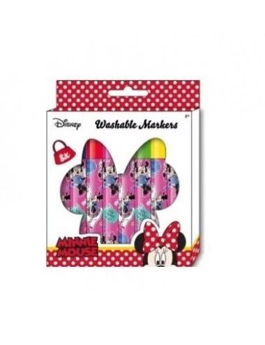 Omyvatelné fixy - Minnie Mouse