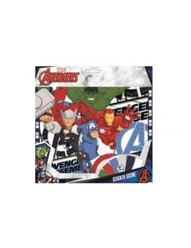 Pěnová mozaika - Avengers