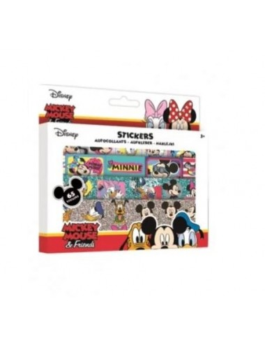 Sada samolepek (65ks) - Mickey & Minnie