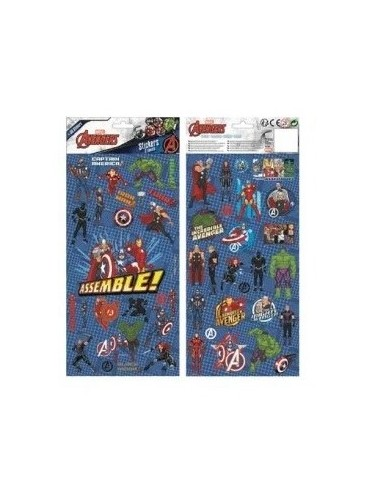 Samolepky Avengers (2 archy)