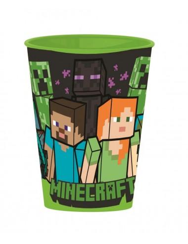 Plastový pohárek Minecraft (260ml)
