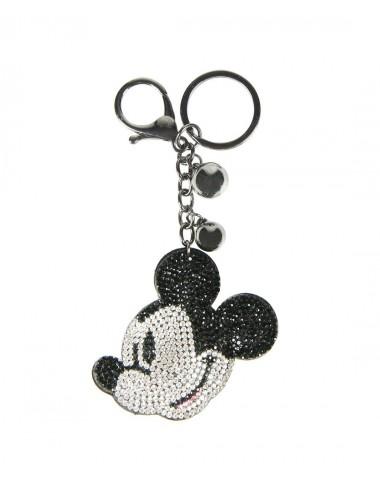 Klíčenka s kamínky Mickey Mouse