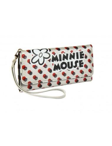 Peněženka Minnie Mouse - s puntíky