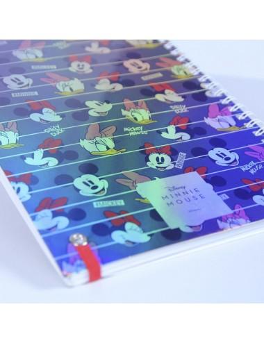 Kroužkový blok Disney - Minnie & Daisy (linkovaný)
