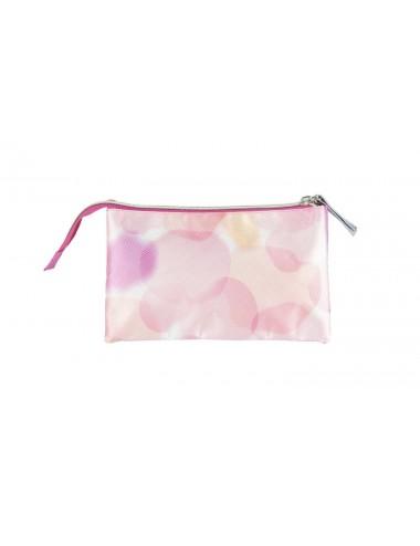 Pouzdro Minnie Mouse (3 kapsy) - růžové