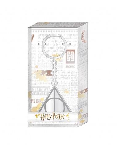 Kovová klíčenka Harry Potter - relikvie smrti