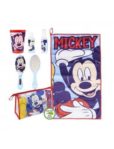 Cestovní kosmetická sada Mickey Mouse
