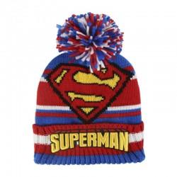 Zimní čepice Superman -...