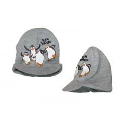 Čepice s kšiltem Tučňáci z...