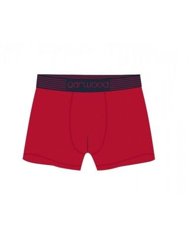 Chlapecké boxerky - červené