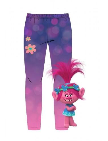 Legíny Trollové - růžovo-fialová