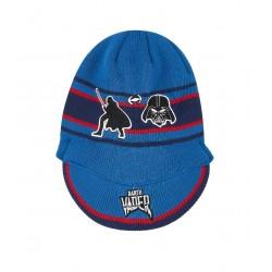 Zimní čepice s kšiltem Star...