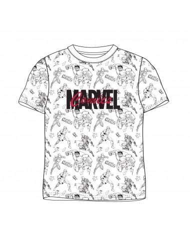 Pánské triko s kr. rukávem MARVEL comics