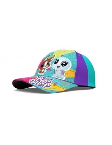 Kšiltovka Littlest pet shop - fialová