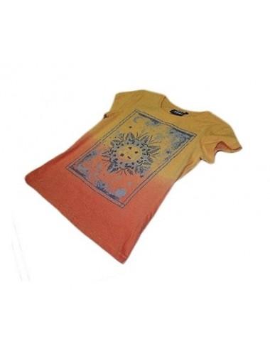 Dámské triko Maui & sons - oranžové