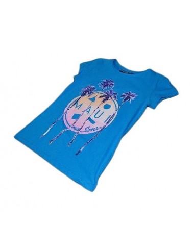 Dámské triko Maui & sons - modré