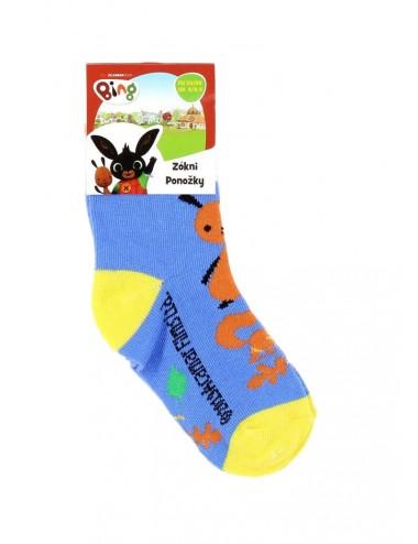 Ponožky Bing - modré