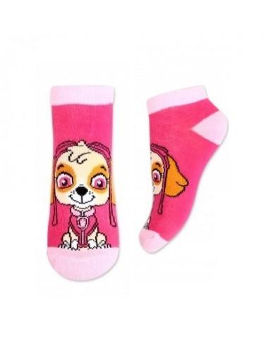 Kotníkové ponožky Tlapková patrola