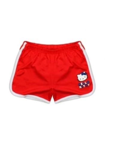 Kraťase Hello Kitty - červená