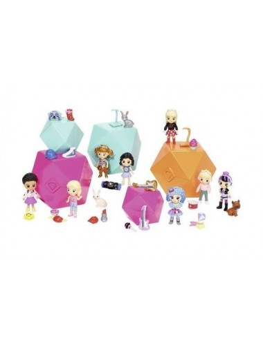 Mini panenka Lil Snaps s doplňky od Zapf creations