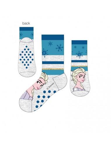 Teplé ABS ponožky Ledové království II - Elsa