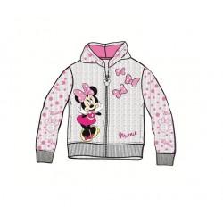 Mikina Minnie Mouse - šedá