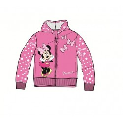 Mikina Minnie Mouse - růžová