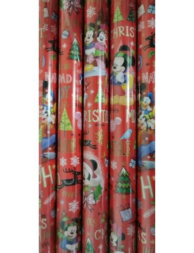 Dárkový balící papír Disney - Mickey & Minnie