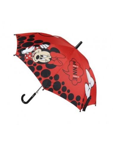 Deštník Minnie Mouse - červený