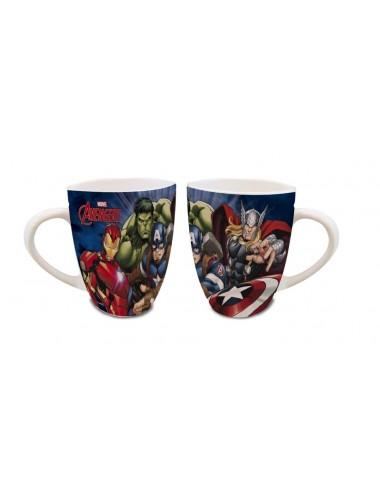 Keramický hrnek Avengers (v dárkové krabičce)