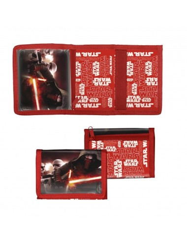 Peněženka Star wars - červená