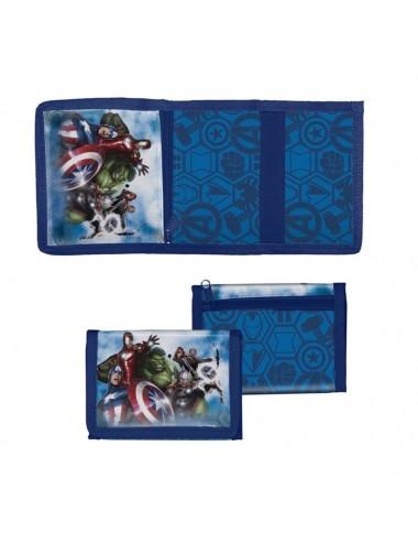 Peněženka Avengers - modrá