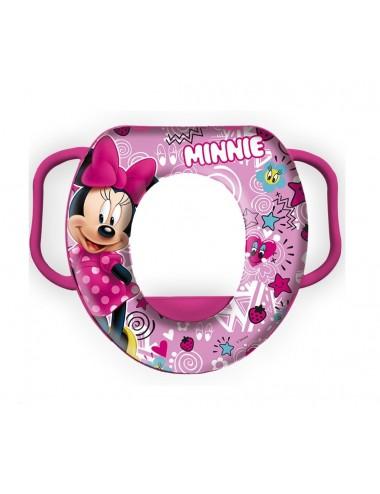 Dětské WC prkénko Minnie Mouse - růžová