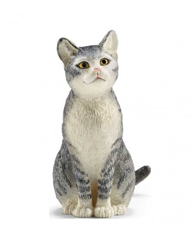 SCHLEICH kočka sedící 13771