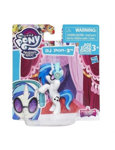 Figurka My little pony - DJ Pon-3