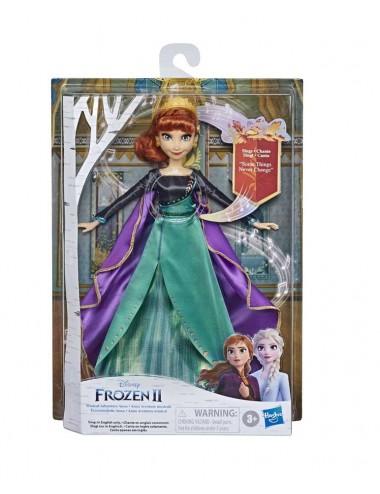 Zpívající panenka Ledové království II - Anna