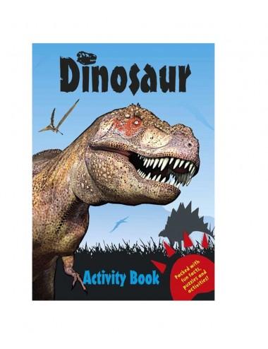 Aktivity knížka - dinosauři
