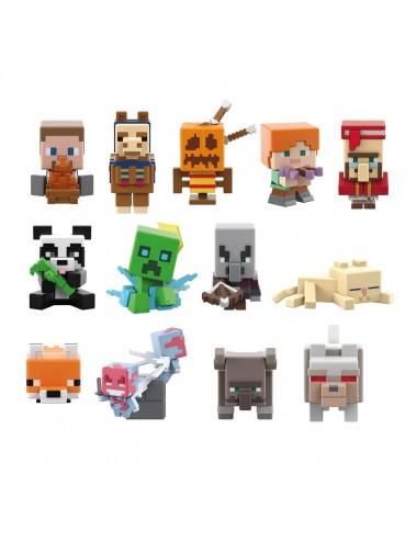 Tajemná krabička Minecraft